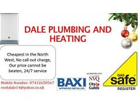 Gas Safe Engineer, Cheap Boiler Installation