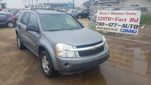 2006 Chevrolet Equinox LS AWD Auto Low KMs