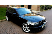 Beatiful BMW 1 Series 118i Automatic Alloys Leather Interior Service History Low Tax