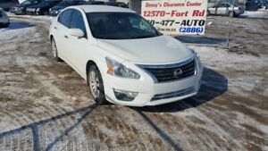 2015 Nissan Altima 2.5 Pure Drive  Inspected