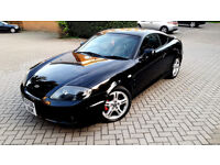AUTOMATIC HYUNDAI COUPE 2.0 PETROL LEATHER INTERIOR SUN ROOF FULL SERVICE HISTORY 2xKEYS LOW MILAGE