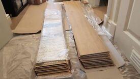 Laminate Flooring (4 metres square)