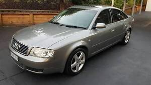 2003 Audi A4 Sedan Frankston Frankston Area Preview