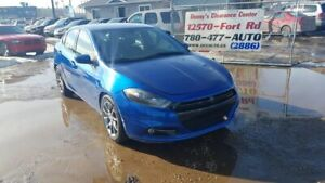 2014 Dodge Dart SXT Sporty Sedan Auto