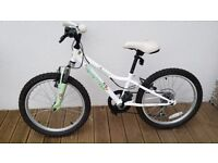 Girls bike 20 inch (suit to 9 yrs)