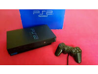 Playstation 2 with 30 Games