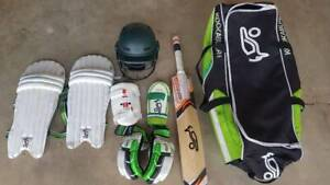Kids Cricket Gear