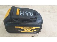 DeWalt 4.0Ah Li-Ion Battery