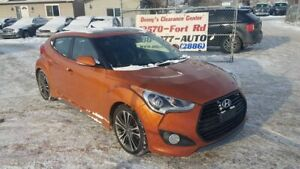 2016 Hyundai Veloster TURBO-NAVI-PAN ROOF-LOW MONTHLY PAYMENTS!