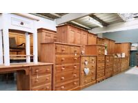 SUSSEX PINE ONLINE - SECOND HAND PINE FURNITURE TABLES CHAIRS WARDROBES