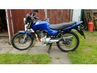 2006 Honda CG 125 £700 No offers!