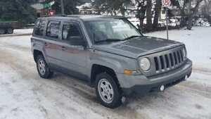 2013 Jeep Patriot North 4X4 Auto