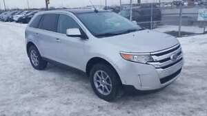 2011 Ford Edge Limited Fully Loaded WITH PANO ROOF