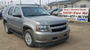 2008 Chevrolet Tahoe Hybrid LT Hybrid NAVI-SUNROOF LEATHER