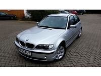 Automatic BMW 3 Series Special Edition 1.8 , Alloys, Long MOT. Multifunction Steering wheel, etc.