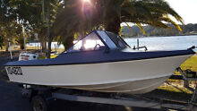 SWIFTCRAFT 15ft SKI / FISHING / FAMILY BOAT 40hp JOHNSON +TRAILER Burleigh Heads Gold Coast South Preview