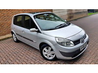 Renault Megane Scenic Dynamique dCi 1.5 Diesel Turbo Service History Panoramic Roof Alloys PX