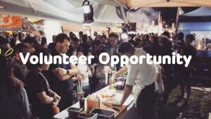 Volunteers/Students Needed for fun Food Events this summer!