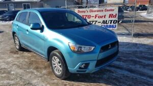 2012 Mitsubishi RVR SE AWD  Easy Finance Low Payments