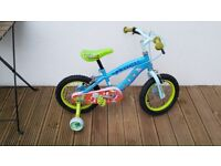"""Toy Story"" training bike with stabilisers"