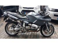 BMW R1100S (upgrade 1130cc) 2003