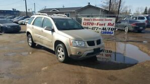 2007 Pontiac Torrent LOW KMs ONLY $4, 888