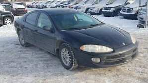 2001 Chrysler Intrepid ES LOW KMs ONLY 120,000 KM