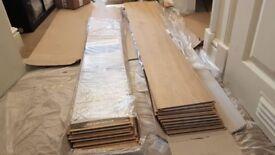 Laminate Flooring (2 metres square)