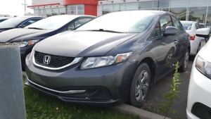 2013 Honda Civic LX (M5)