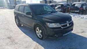 2009 Dodge Journey SXT AWD LOW kMs Easy Finance!!