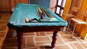 Billiard Table Doncaster Manningham Area Preview