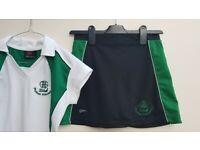 Greenbank High School PE Kit, Top 34/36 and Skort 28