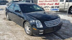 2005 Cadillac STS V6 STS  LEATHER SUN ROOF