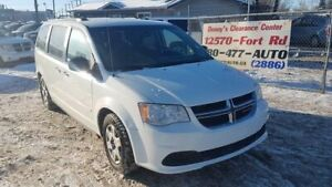 2013 Dodge Grand Caravan SE  Priced To Sell Stow N Go!