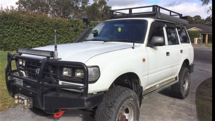 Toyota Landcruiser 80 Series Turbo Diesel For Sale