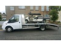 Recovery transportation free local collection cars and vans wanted cash on collection