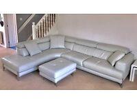 DFS Stage Right Arm Corner Sofa