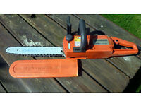 HUSQVARNA ELECTRIC 318 CHAINSAW PARTS NOT WORKING