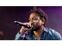 Kendrick Lamar FRONT GOLD CIRCLE STANDING Tickets - O2 Arena £150 each
