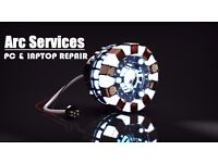 PC & Laptop repair - Drop in or Call out (£15) - Free advice - No Fix No Fee.