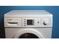 BOSCH EXXCEL 1200 SPIN WHITE WASHING MACHINE