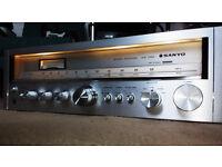 Sanyo JCX2150 am/fm receiver