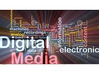 Digital Media/Graphics I.T technician