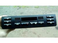 BMW e46 heater control switch's