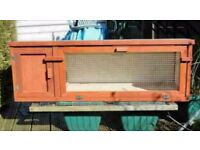 Brand new 4ft rabbit hutch for sale