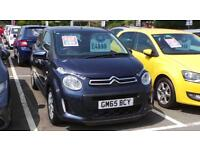 CITROEN C1 HATCHBACK 1.0 VTi Feel (blue) 2016