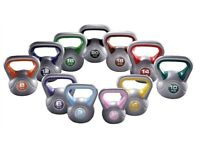 Kettelbells Fitness Training Kettlebells with FREE Kettlebell workout DVD