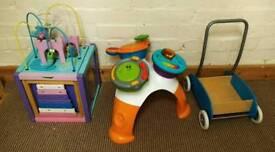 Super Toy Bundle! 3 mega toys