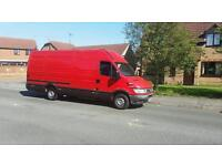 24/7 Free quotes* 1, 2 or 3 Man With Van* House removals* Courier services* Extra LWB