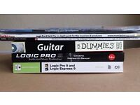 Music Production Books & Magazines